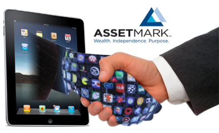 Going Mobile: Review of AssetMark's New iPad App