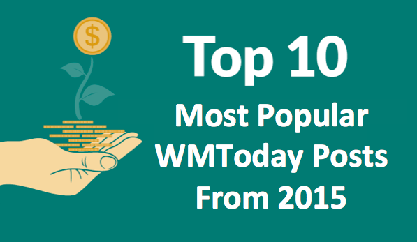 Top Ten WMToday Posts from 2015