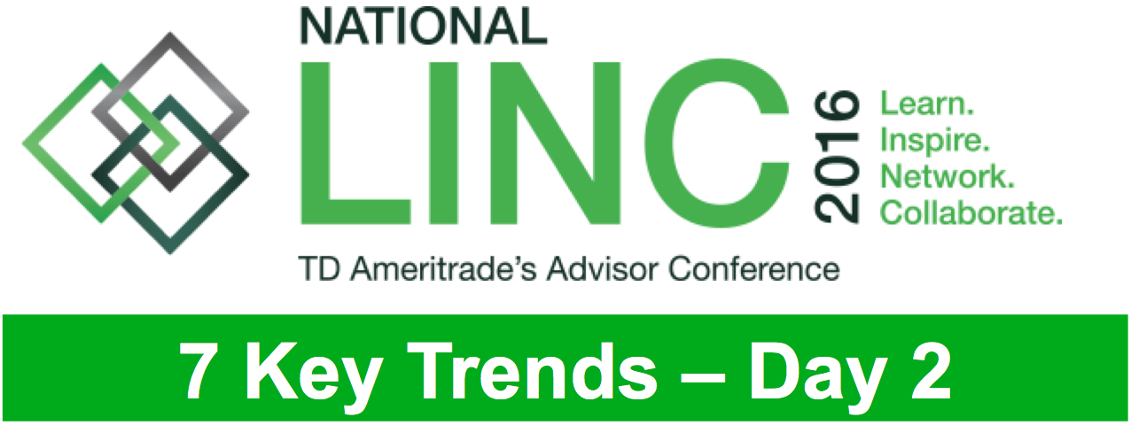 7 Key Trends from the TD Ameritrade Conference – Day 2